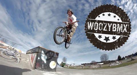 Epic BMX Park Session – Nathan Hines & Friends @woozybmx