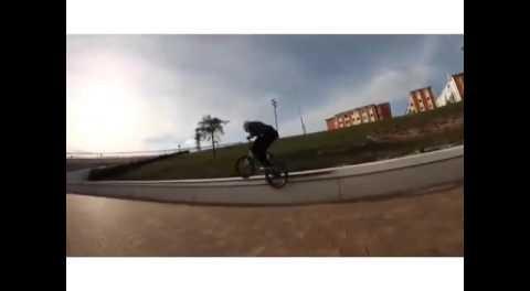 Fly Bikes – Courage Adams BMX Street Line