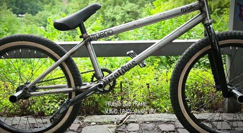 Flybikes – Sergio Layos 2014 Bike Check