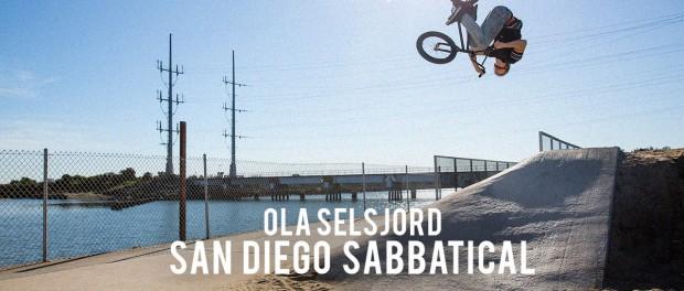 Ola Selsjord: San Diego Sabbatical