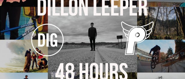 Profile – 48 Hours with Dillon Leeper