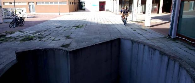 The best curved wallride ever? – Luc Legrand and Erik Elstran X DIG BMX