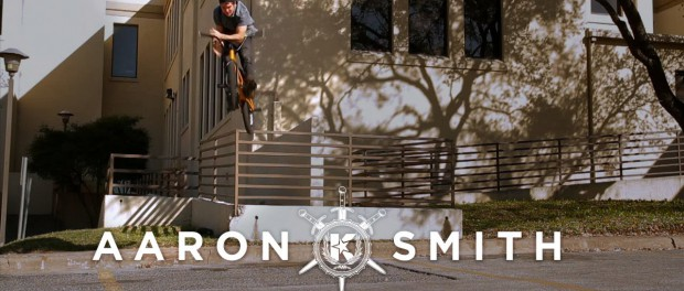 Aaron Smith for Kink BMX 2014