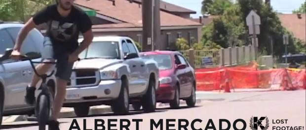 Albert Mercado lost footage – KINK BMX