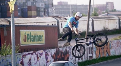 ANDREEV KOSTYA – WELCOME TO HELL RIDE BMX