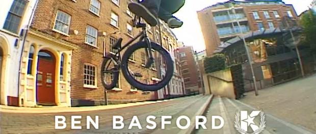 Ben Basford – Kink 2014