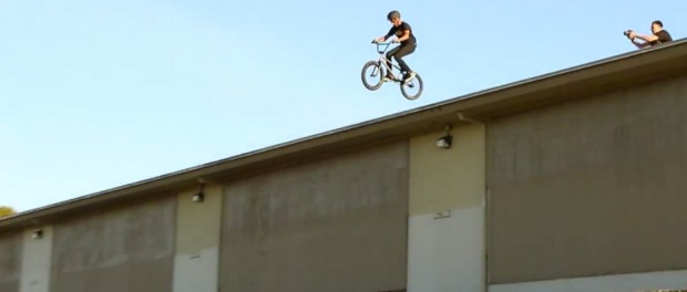 BMX – 15 YEAR OLD PAUL SHARIFF IS CRAZY