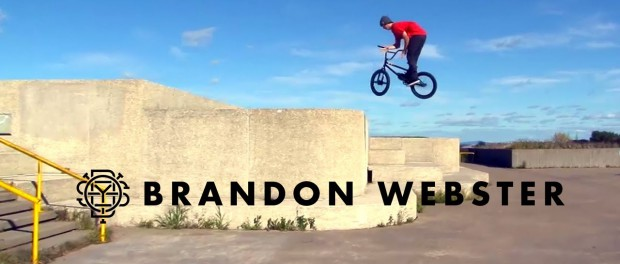 BMX – Brandon Webster