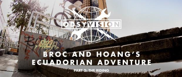 BMX – Broc Raiford & Hoang Tran – Part 2