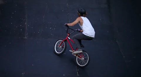 BMX: Cam Peak KHE Bikes @ BMX CGN