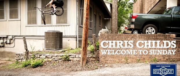 BMX – Chris Childs