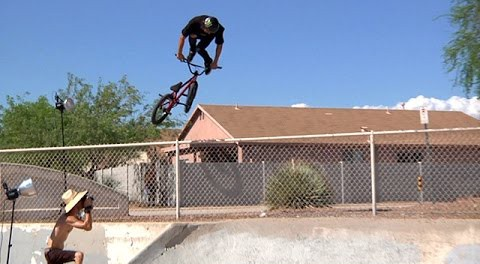 BMX: Concurrent – Kevin Peraza Issue 203 Interview