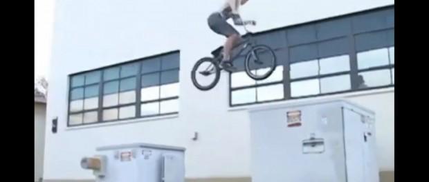BMX – CRAIG PASSERO in PEOPLE VS THINGS