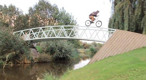 BMX – ERIK ELSTRAN – MADERA 2014 VIDEO