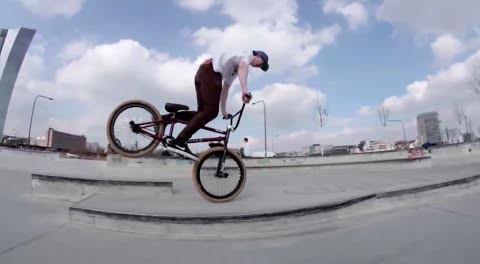 BMX – FFM Skatepark Session by #svenfackert