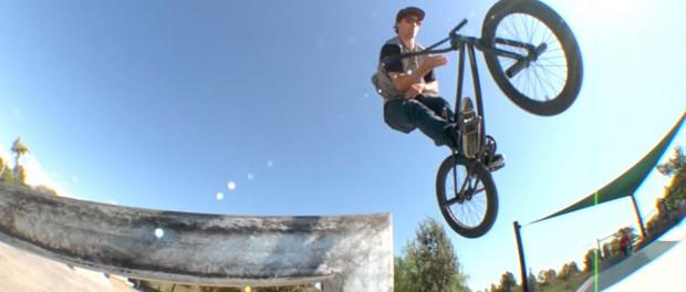 BMX – Garrett Reynolds' Street Style