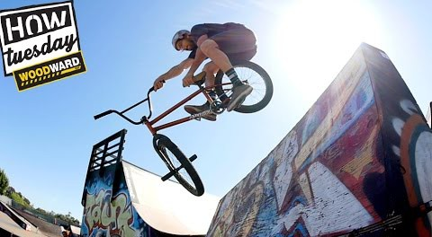 BMX How-To: Toboggan w/ Albert Mercado