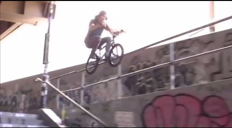 BMX – JJ Palmere in The Come Up DVD
