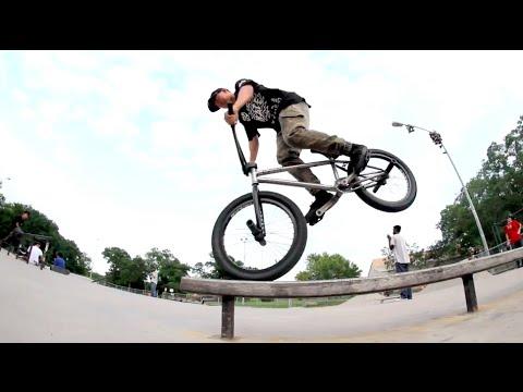 BMX – Mable Davis Skatepark Session – Austin, Texas! @woozybmx