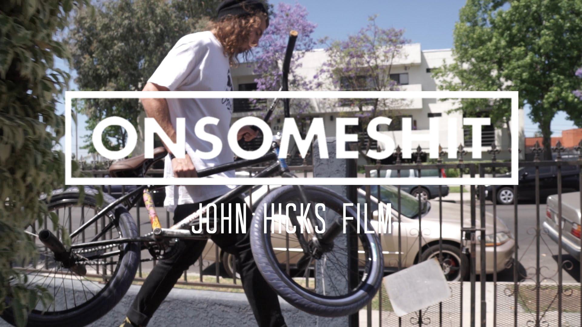 BMX – ONSOMESHIT SPRING 2015