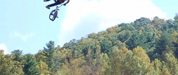 BMX – Red Bull Dreamline 2014 – Behind The Scenes With Gary Young Part Two