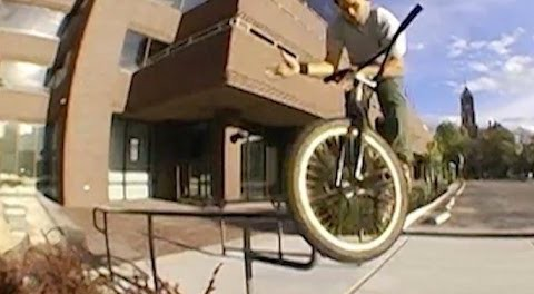 "BMX Street – Alex Raban ""Ruin Your Whole Summer"" Section"