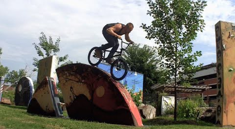BMX Street: Carl Espy