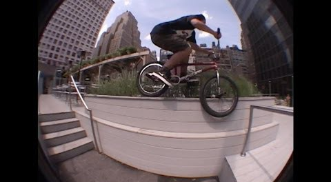 BMX Street – Jake Seeley For The Garden
