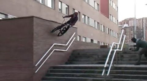 BMX Street – Nico Esteban 2014 Video
