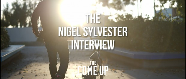 BMX – TCU TV: The Nigel Sylvester Interview