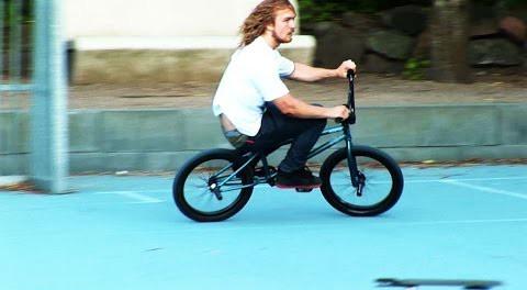 BMX: Ty Morrow Quick & Awesome Street Clip @woozybmx