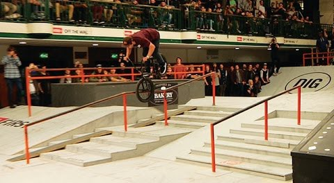 BMX: Vans Rebel Jam 2014 – The Hammers