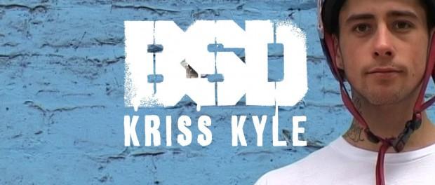 BSD – Kriss Kyle at home
