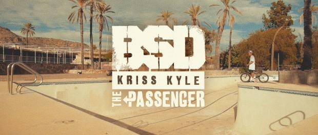 BSD – Kriss Kyle – The Passenger