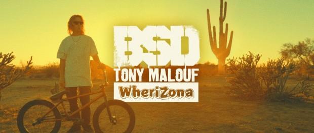 BSD – Tony Malouf – WheriZona