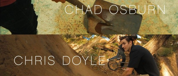 Chris Doyle and Chad Osburn – KINK BMX 2014