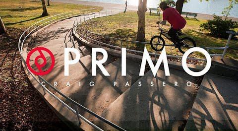 CRAIG PASSERO – PRIMO BMX 2014