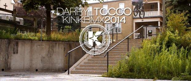Darryl Tocco KINK BMX 2014