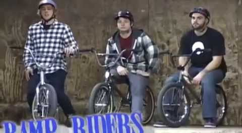 DIG BMX + BSD Exclusive: BSD Mid-West Winter Tour