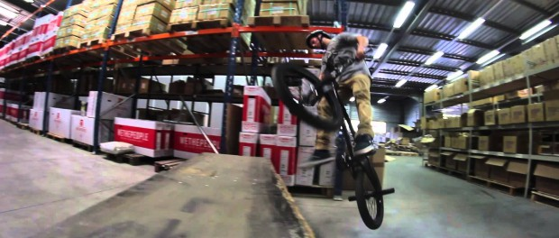 Eclat Frenchys Warehouse Session