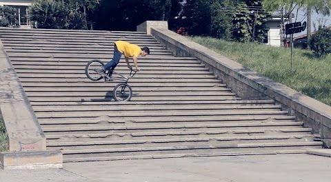 "Flybikes – Anderson ""Kakaroto"" Ribeiro Welcome Video"