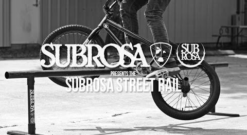 Introducing The Subrosa Street Rail