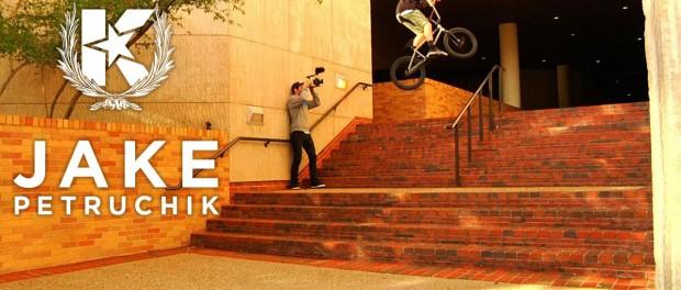 Jake Petruchik for Kink BMX 2014