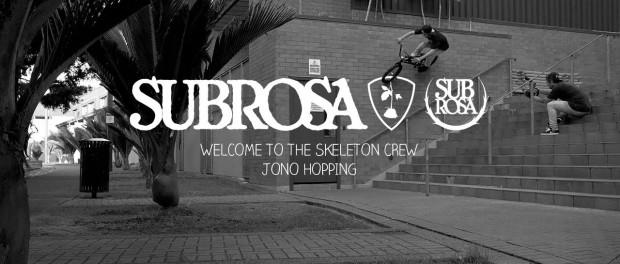 Jono Hopping – Subrosa Skeleton Crew