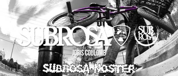 Joris Coulomb – Subrosa Noster II Promo