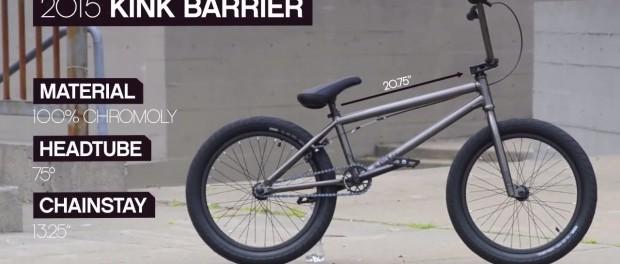 Kink 2015 Barrier Complete Bike