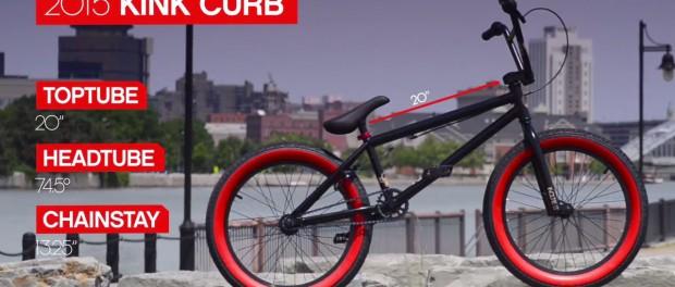 Kink 2015 Curb Complete Bike