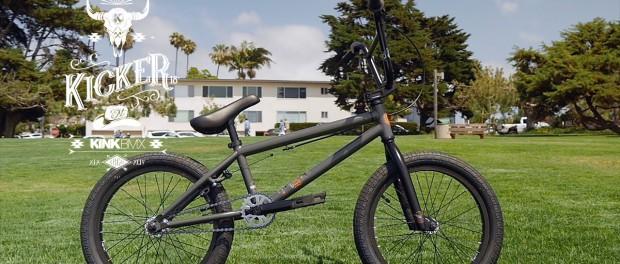 Kink 2016 Kicker 18″ Complete Bike