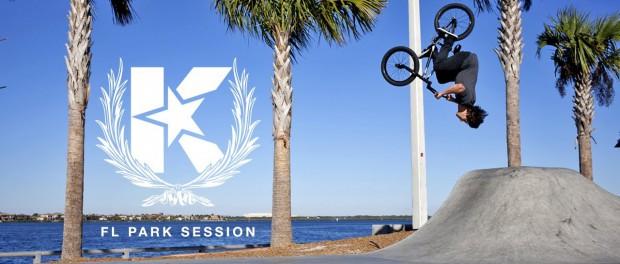 KINK BMX – Florida Skatepark session
