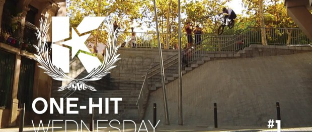 KINK BMX – One Hit Wednesday #1 Ft. Connor Lodes